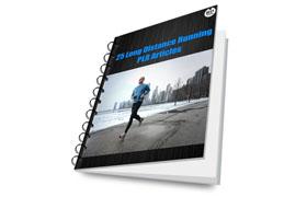 Distance Running 25 PLR Articles Pack