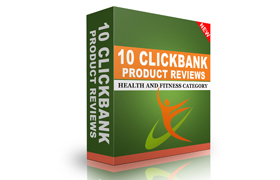 10 Clickbank Product Reviews
