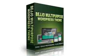 Bejjo Multiputpose Wordpress Theme