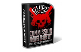 Commission Heist Software