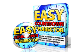 Easy Countdown Redirector