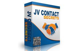JV Contact Secrets