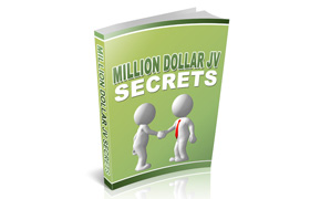 Million Dollar JV Secrets