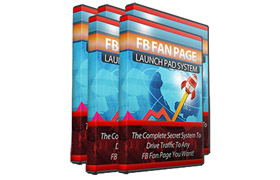 FB Fan Page Launch Pad System