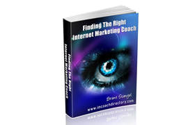 Finding The Right Internet Marketing Coach