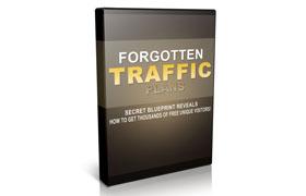 Forgotten Traffic Plans