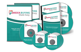 Media Buying Made Easy Guides and Video Package