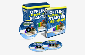 Offline Credibility Kit Starter Video Collection