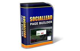 Sociallead Page Builder WordPress Plugin