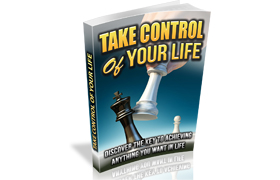 Take Control Of Your Life Guide
