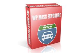 WP Mass Exposure WordPress Plugin