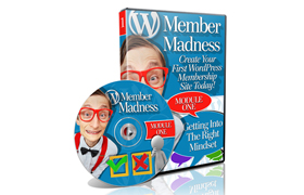 WP Member Madness Module One