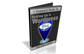 A Beginners Guides To Setting Up A WordPress Blog