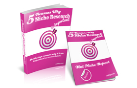 5 Reasons Why Niche Research Is Important Edition 2