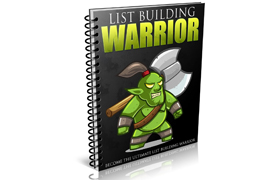 List Building Warrior