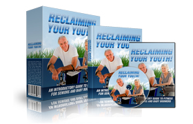Reclaiming Your Youth PLUS Audio Collection