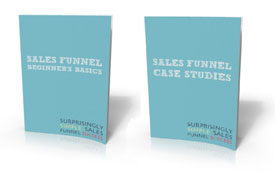 Sales Funnel Beginner's Basics Twin Set