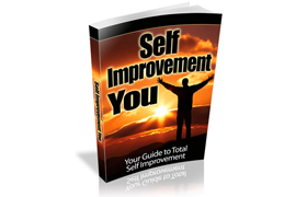 Self Improvement You