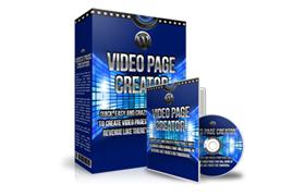 Video Page Creator WordPress Plugin
