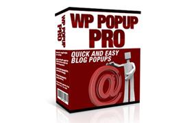 WP Popup Pro