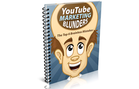 YouTube Marketing Blunders