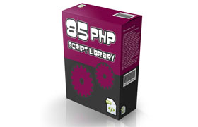 85 PHP Script Library