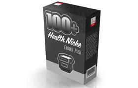 100+ Health Niche Ebooks Pack