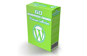 60 Wordpress Themes Premium Collection
