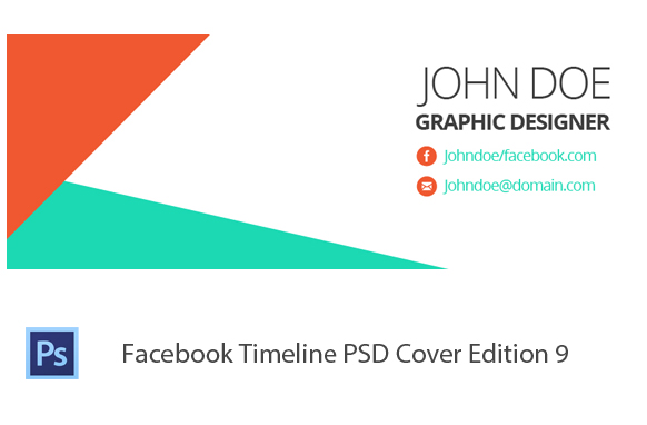 Facebook Timeline PSD Cover Edition 9