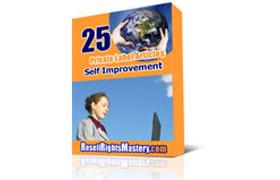 27 PLR Self Improvement Articles