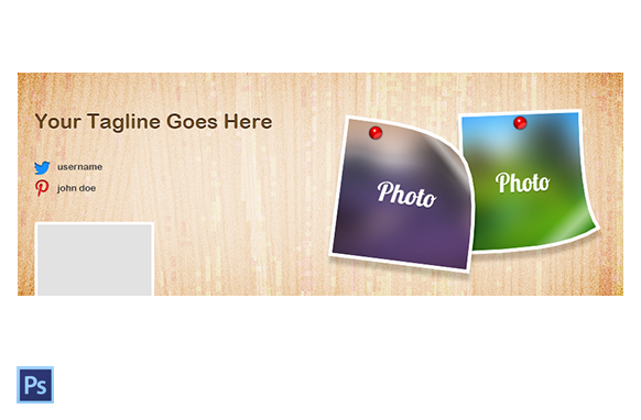 FB Timeline PSD Cover Template Edition 4