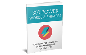 300 Power Words and Phrases