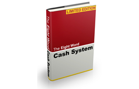 Eight Word Cash System
