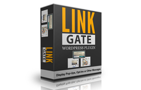 Link Gate WordPress Plugin