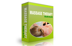 Massage Therapy Niche Blog