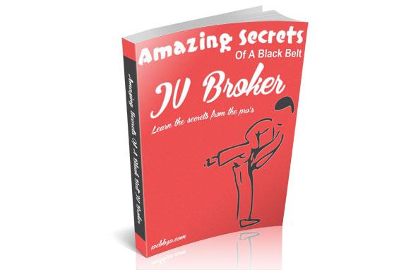 Amazing Secrets Of A Black Belt JV Broker