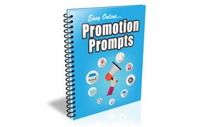 Promotion Prompts
