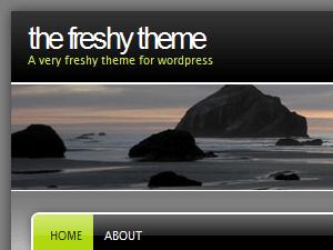 The Freshy WP Theme
