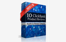 10 Clickbank Product Reviews Health and Fitness Category Vol 2