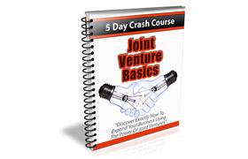 Joint Venture Basics
