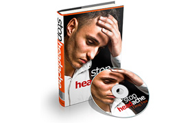 Stop Headaches Drug Free