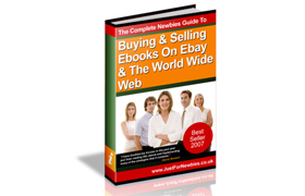 Buying and Selling Ebooks On Ebay and The World Wide Web
