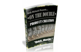 On The Double Product Creation