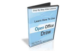 Learn How To Use Open Office Draw