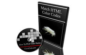 Match HTML Color Codes