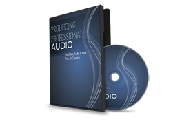 Producing Professional Audio For Product Creation