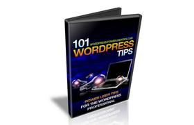 101 WordPress Tips