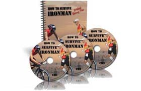 How To Survive Ironman – 10 Week Training Plan