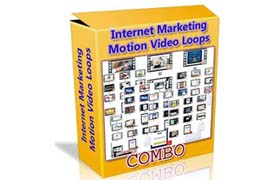 Internet Marketing Motion Video Loops