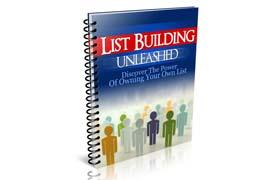 List Building Unleashed